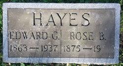 Rose Belle <i>Ribble</i> Hayes