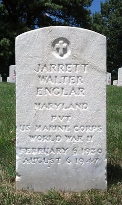 Pvt Jarrett Walter Englar