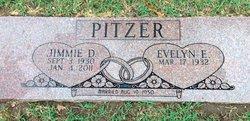 James David Jimmie Pitzer
