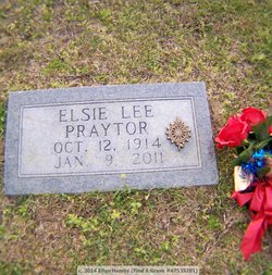 Elsie Lee <i>Praytor</i> Briggs