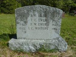Benjamin Franklin Ewer