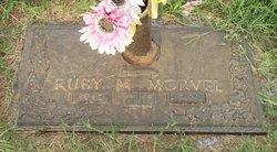 Ruby M. <i>Weiss</i> Morvel
