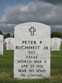 Peter Paul Junnie Buchheit, Jr