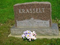 Ruth M. <i>Vine</i> Krasselt