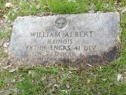 William H Albert