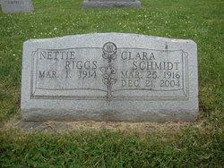 Nettie Riggs