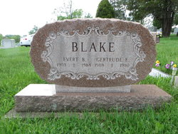Gertrude R. <i>Helleren</i> Blake