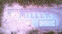 John R Miller