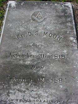 Rev David S. Moon