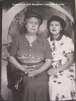 Esperanza <i>Roybal</i> Duran