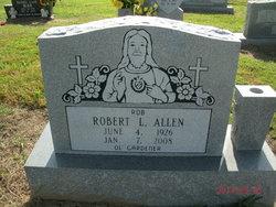 Robert Leonard Allen