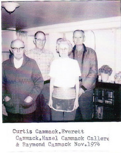 Hazel Marie <i>Cammack</i> Callero