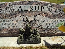 Patricia <i>Andrew</i> Alsup