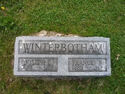 Frances Alphleda <i>Wormood</i> Winterbotham