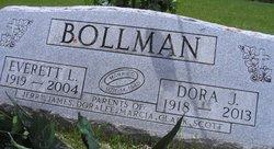 Dora Jean <i>Clark</i> Bollman