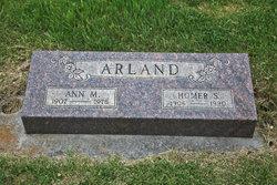 Anna Marguerite <i>Ripley</i> Arland