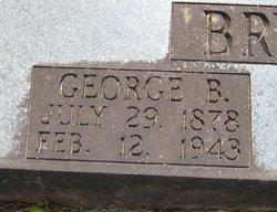 George B Brymer