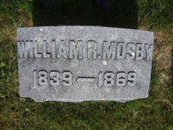 William Robert Mosby