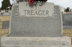 Bertha F <i>Schneider</i> Treager