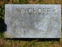 Minnie Wycoff <i>Harmon</i> Spinks