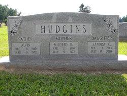 Mildred Rebeca <i>Sanders</i> Hudgins