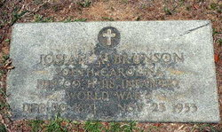 Josiah Augusta Joe Brunson