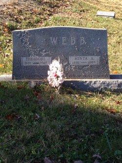 Theadore Webb