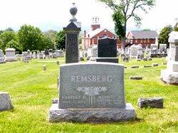 Harriett A. <i>Grosh</i> Remsberg