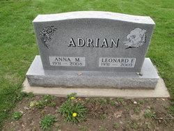 Leonard F. Adrian