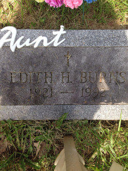 Edith H Burns
