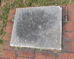Albert Lee Gibson