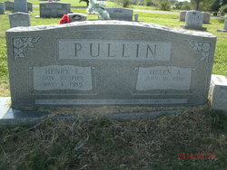 Helen <i>Allen</i> Pullin