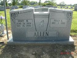 Dewey Maurice Allen