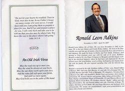 Ronald Leon Adkins