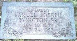 Samuel Joseph Byington, Sr