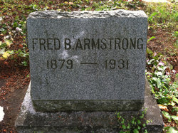 Fred Bert Armstrong