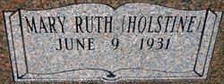 Mary Ruth <i>Holstene</i> Baker