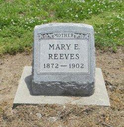 Mary Etta <i>Pollard</i> Reeves