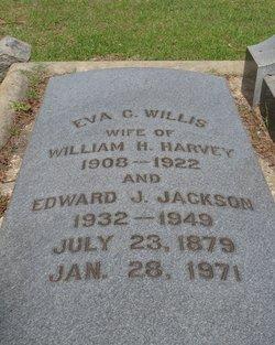 Eva Clair <i>Willis</i> Harvey