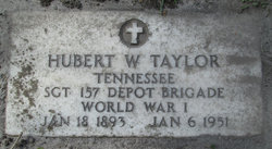 Hubert William Taylor