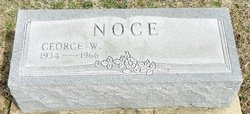 George W Noce
