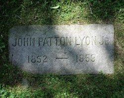 John Patton Lyon, Jr