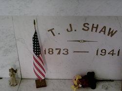 Thomas John Shaw