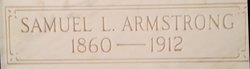 Samuel L Armstrong