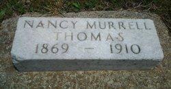 Nancy <i>Murrell</i> Thomas