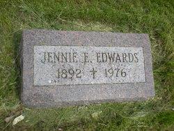 Jennie Etta <i>Burke</i> Edwards