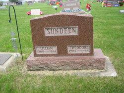 Lillian Adeline <i>Nelson</i> Sundeen