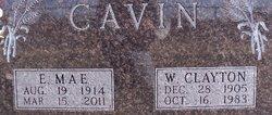 Eleatha Mae Cavin