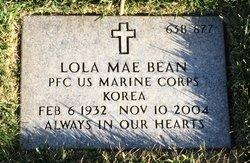 Lola Mae Bean