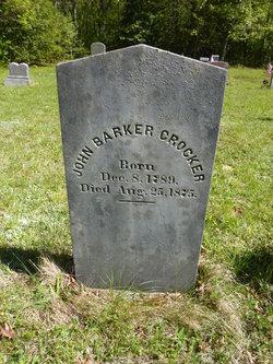 John Barker Crocker